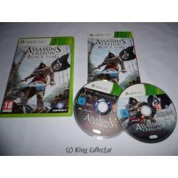 Jeu Xbox 360 - Assassin's Creed IV : Black Flag