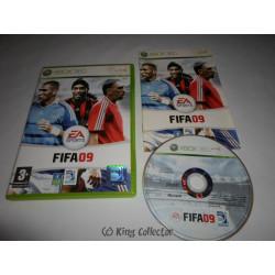 Jeu Xbox 360 - FIFA 09