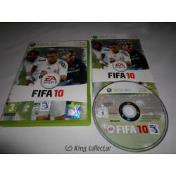 Jeu Xbox 360 - FIFA 10