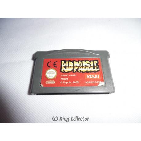 Jeu Game Boy Advance - Kid Paddle
