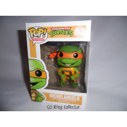Figurine - Pop! TV - Les Tortues Ninja - Michelangelo - Vinyl Figure - Funko