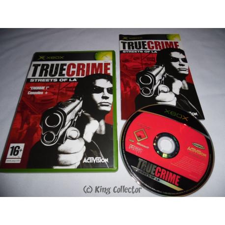 Jeu Xbox - True Crime : Streets of LA
