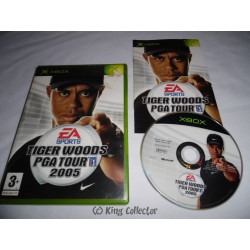 Jeu Xbox - Tiger Woods PGA Tour 2005