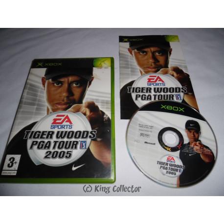 Jeu Xbox - Tiger Woods PGA Tour 2005
