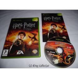Jeu Xbox - Harry Potter et la Coupe de Feu
