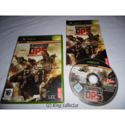 Jeu Xbox - Shadow Ops : Red Mercury