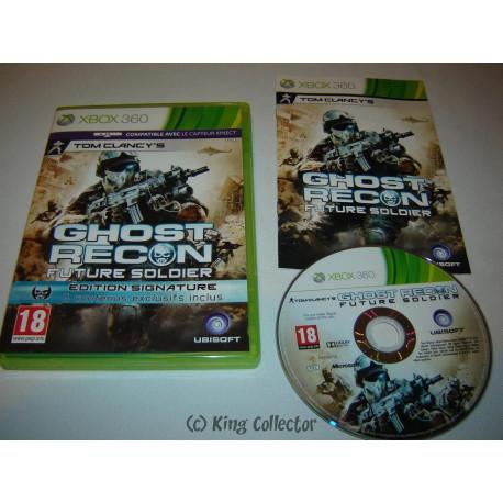 Jeu Xbox 360 - Ghost Recon : Future Soldier