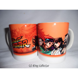 Mug / Tasse - Street Fighter - Groupe - 320 ml - ABYstyle