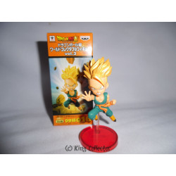 Figurine - Dragon Ball Z - WCF Super World vol 3 - Trunks - Banpresto