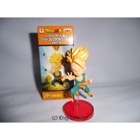 Figurine - Dragon Ball Z - WCF Super World vol 3 - Trunks - Banpresto