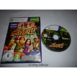 Jeu Xbox 360 - Kinect Adventures