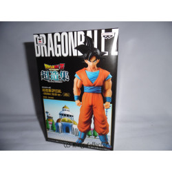 Figurine - Dragon Ball Z - Chozousyu Special - Coloris anime - Goku - Banpresto