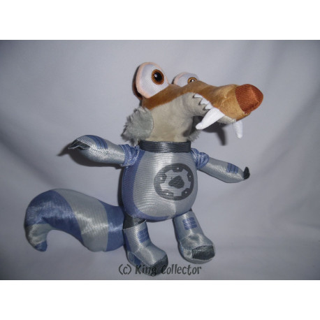 Peluche - L'Age de Glace / Ice Age - Scrat (astronaute) - Play by Play