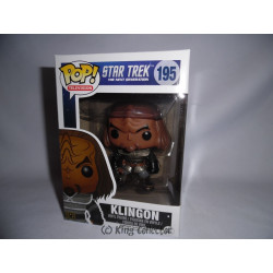 Figurine - Pop! TV - Star Trek - Klingon - Vinyl - Funko