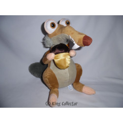 Peluche - L'Age de Glace / Ice Age - Scrat (gland) - Play by Play