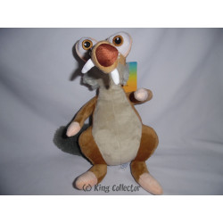 Peluche - L'Age de Glace / Ice Age - Scrat - Play by Play
