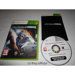 Jeu Xbox 360 - Metal Gear Rising : Revengeance