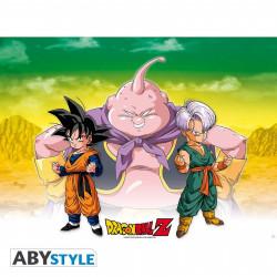 Poster - Dragon Ball - DBZ / Goten & Trunks Vs Buu - 52 x 38 cm - ABYstyle