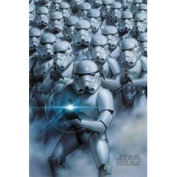 Poster - Star Wars - Stormtroopers - 61 x 91 cm - Pyramid International