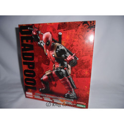 Figurine - Marvel - Deadpool - Art FX+ - Classic - Kotobukiya