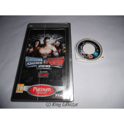 Jeu PSP - WWE Smackdown vs Raw 2010