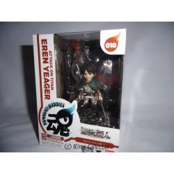 Figurine - Attack on Titan - Tamashii Buddies - Eren Yeager - Bandai