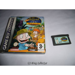 Jeu Game Boy Advance - Les Razmokets Rencontrent les Delajungle - GBA