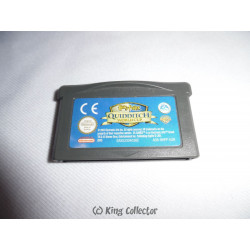 Jeu Game Boy Advance - Harry Potter : Quidditch World Cup - GBA
