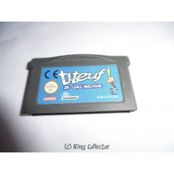 Jeu Game Boy Advance - Titeuf Ze Gag Machine - GBA
