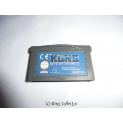 Jeu Game Boy Advance - Kong : King of Atlantis - GBA