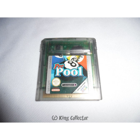 Jeu Game Boy Color - Pro Pool
