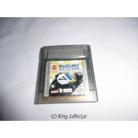 Jeu Game Boy Color - Suzuki Alstare Extreme Racing