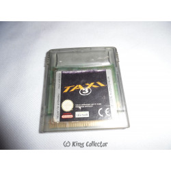 Jeu Game Boy Color - Taxi 3
