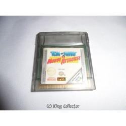 Jeu Game Boy Color - Tom and Jerry : La Souris Contre Attaque