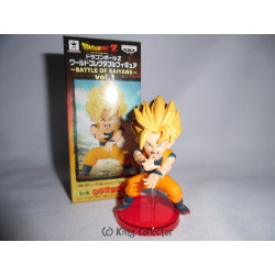 Figurine - Dragon Ball Z - WCF Battle Saiyans vol 1 - Goku SSJ - Banpresto