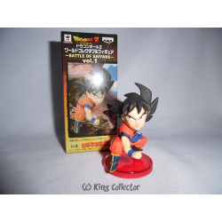Figurine - Dragon Ball Z - WCF Battle Saiyans vol 1 - Goku - Banpresto