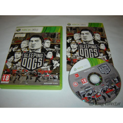 Jeu Xbox 360 - Sleeping Dogs