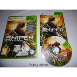 Jeu Xbox 360 - Sniper : Ghost Warrior