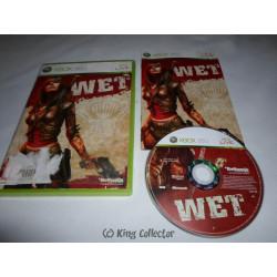 Jeu Xbox 360 - WET