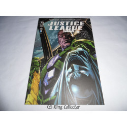 Comic - Justice League Saga - No 18 - DC Comics - VF