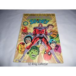 Comic - Spidey - No 67 - Lug / Semic - VF