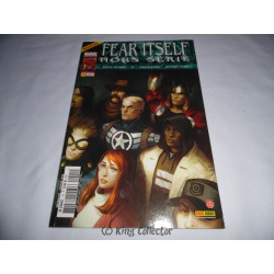Comic - Fear Itself - HS No 1 - Panini Comics - VF