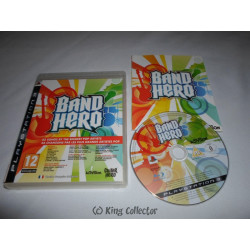 Jeu Playstation 3 - Band Hero - PS3