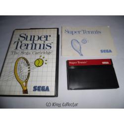 Jeu Master System - Super Tennis