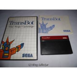 Jeu Master System - Transbot