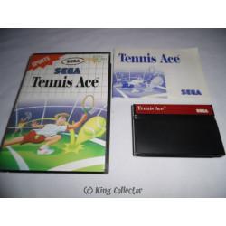 Jeu Master System - Tennis Ace