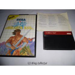Jeu Master System - Golden Axe
