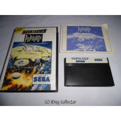 Jeu Master System - Populous