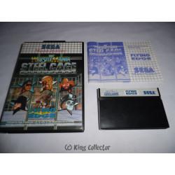 Jeu Master System - WWF WrestleMania Steel Cage Challenge