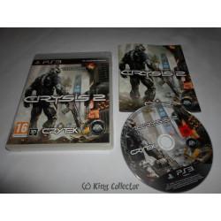 Jeu Playstation 3 - Crysis 2 - PS3